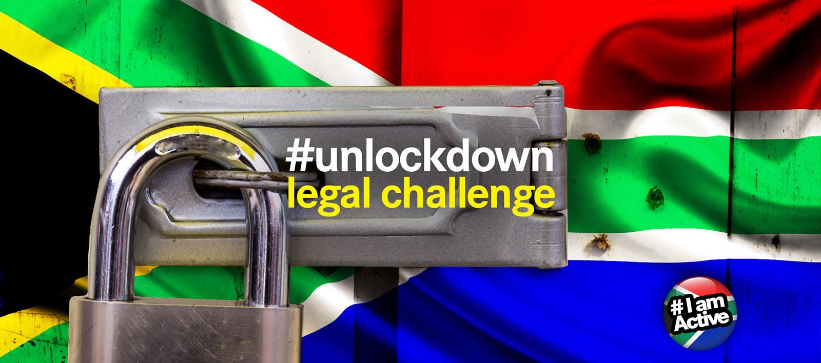 #unlockdown